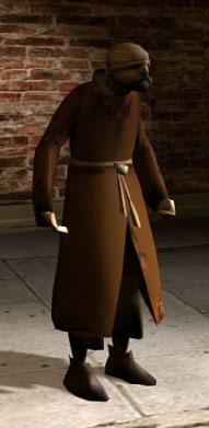 Даркел - организатор 11 сентября в GTA 3